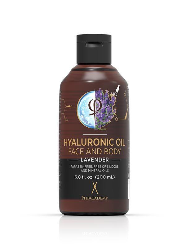 Hyaluronic Oil - Lavender 200ml