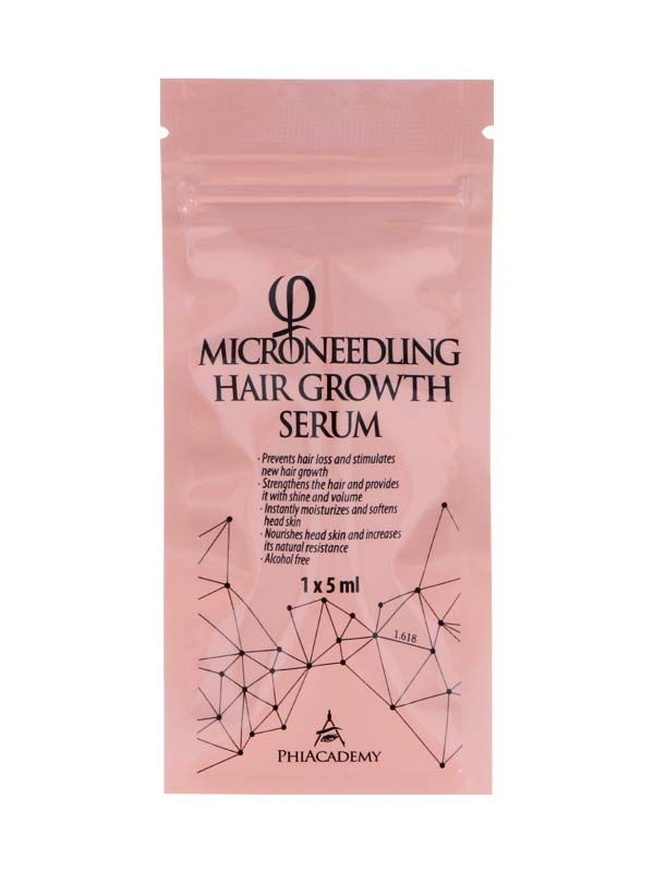 Microneedling Hair Growth Serum