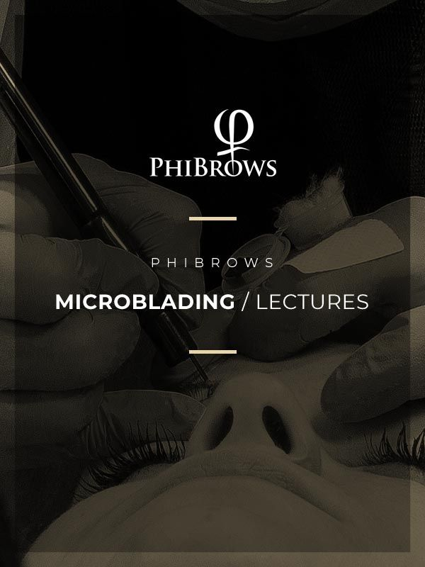 PhiBrows Microblading Lectures