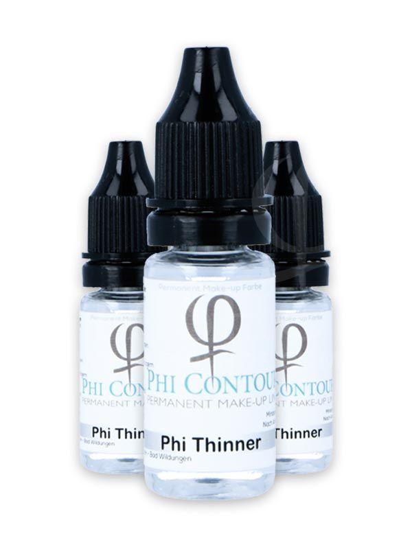 PhiContour Phi Thinner diluting Liquid 10ml