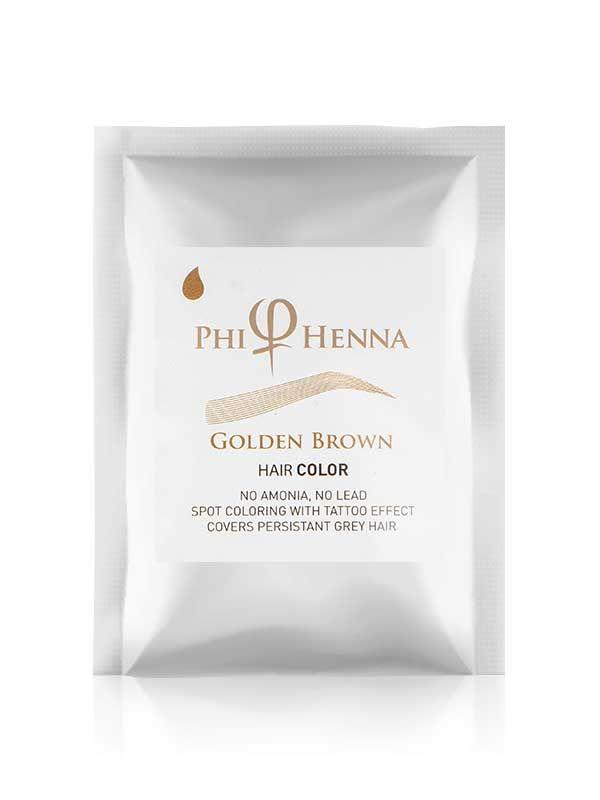 PhiHenna Golden Brown