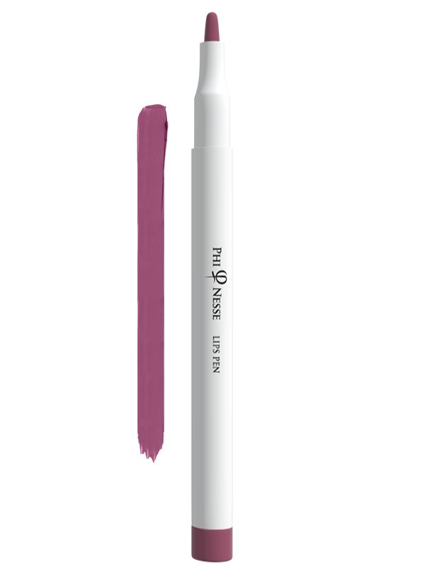 PhiNesse Lips Pen - Iced Raspberry 04