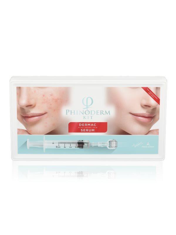 Phinoderm Kit - Dermac Acne Prone Skin Serum